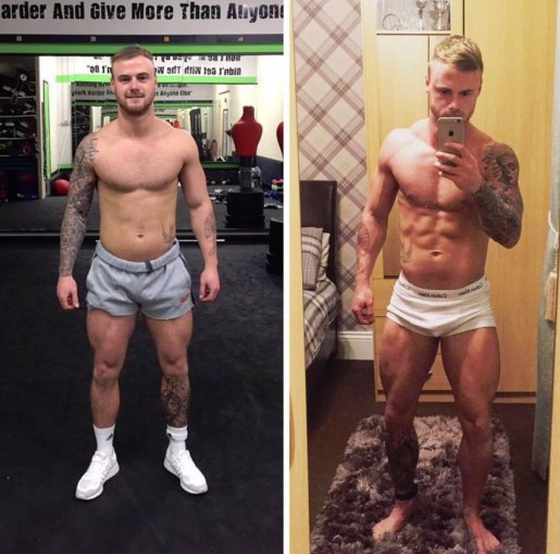 Jay Transformation