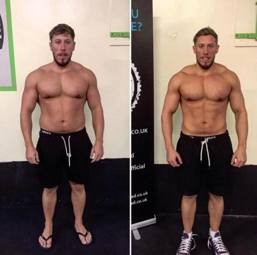 November Winner Transformation