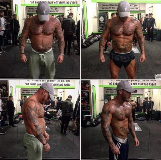 Ultimate Shre Transformation 28
