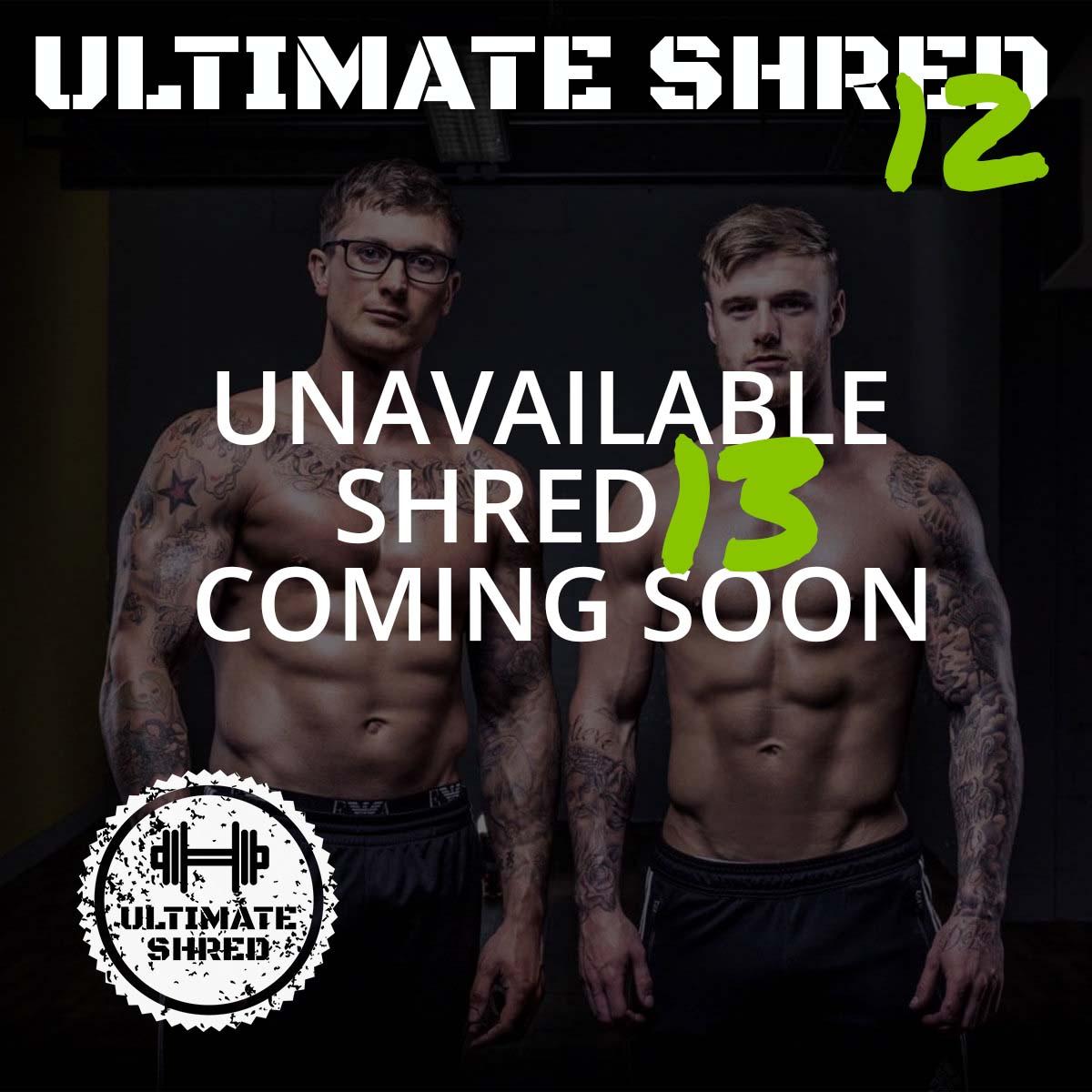 Ultimate Shred 12