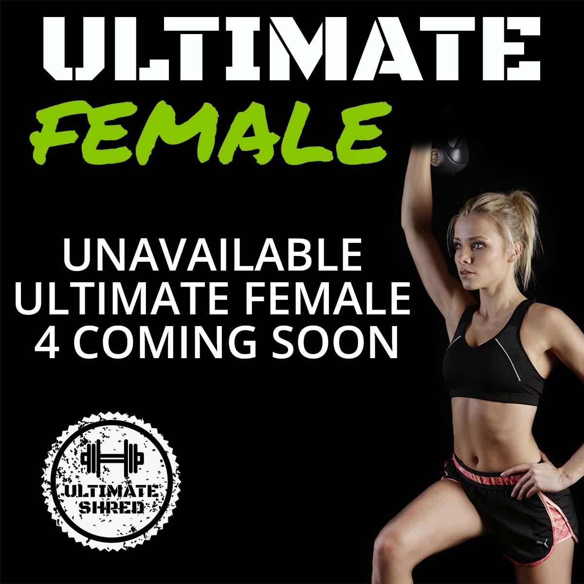 Ultimate Female 3