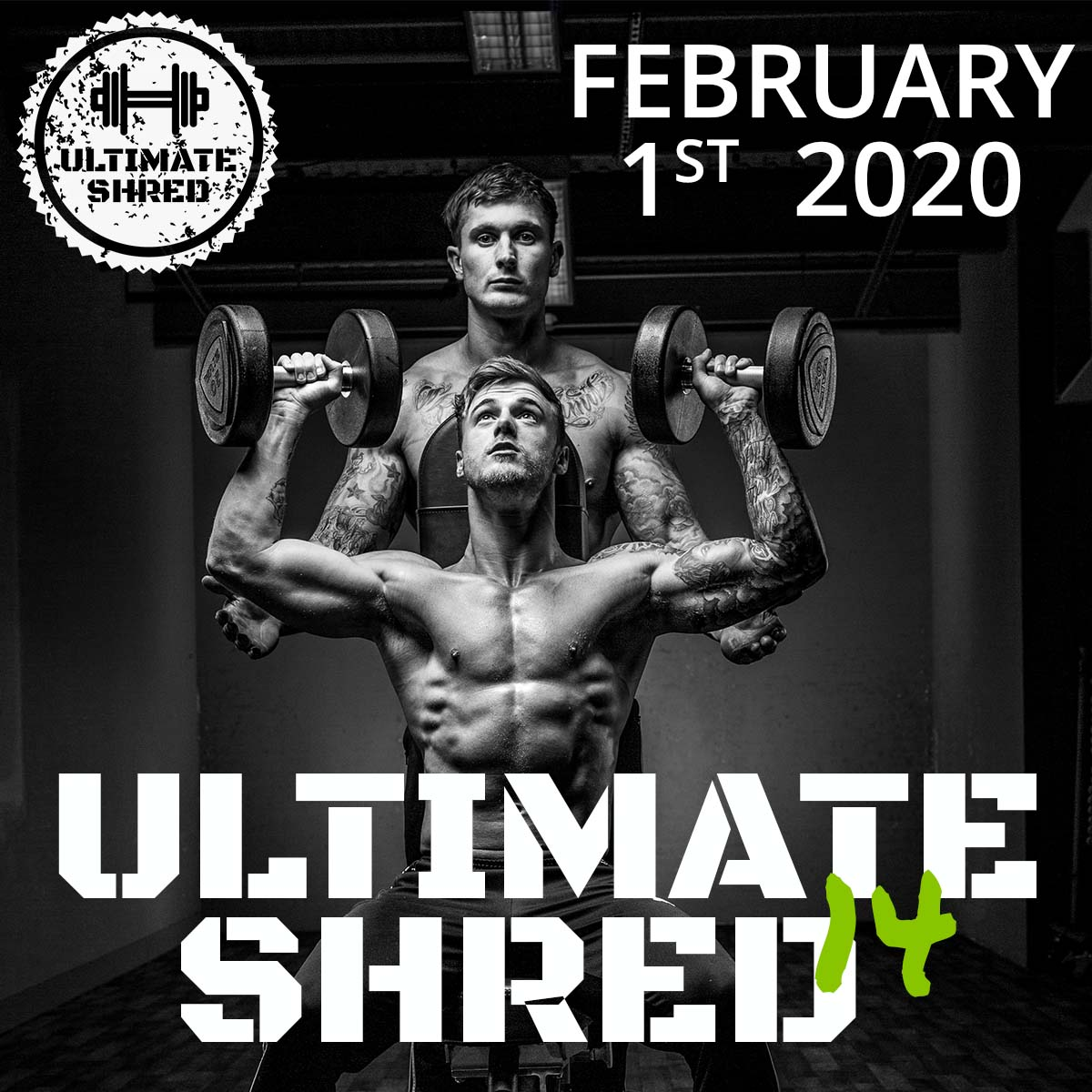 Ultimate Shred 14