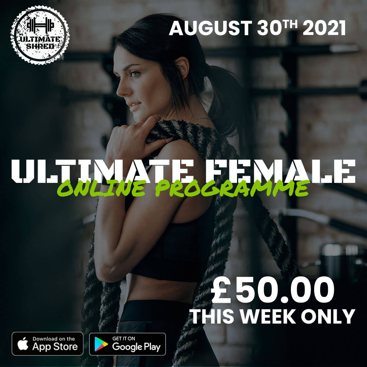 Ultimate Female August 30th 2021