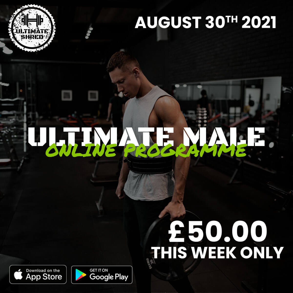 Ultimate Male August 30th 2021